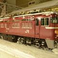 急行はまなす札幌行き 函館までの牽引はED79 12♪