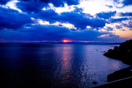 潮騒の宿 晴海 日の出