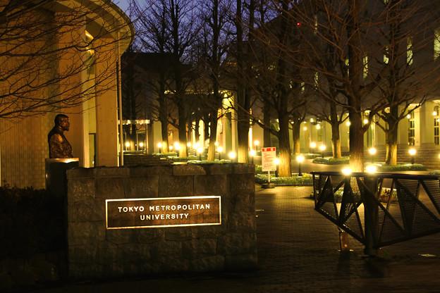 大学 東京 首都