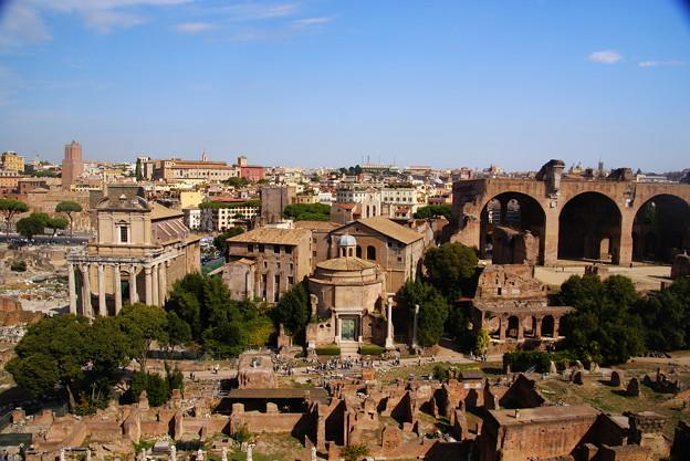 フォロロマーノ ローマ イタリア