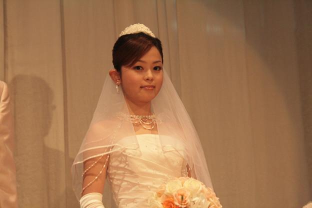 ウェディングドレス1 東奈緒美さ...