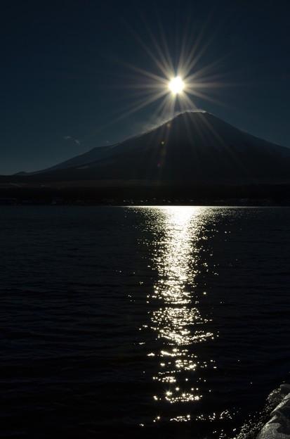 ダイヤモンド富士への道のり14