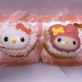 Photos: 【グルメ】キティちゃんとマイメロのケーキ baby Mon Cher Cafe[ららぽーと横浜]