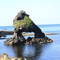 140829-17北海道ツーリング・窓岩