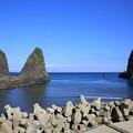 140829-21北海道ツーリング・三本杉岩