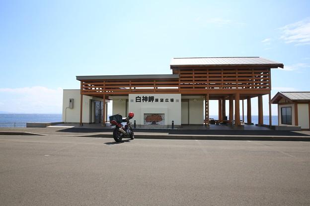 140829-38北海道ツーリング・白神岬