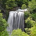 写真: 100720-8善五郎の滝7