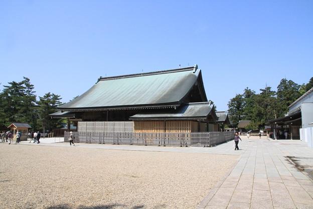 Photos: 110519-47出雲大社・御仮殿