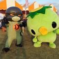 Photos: ドグ丸くんと、パシャリ☆