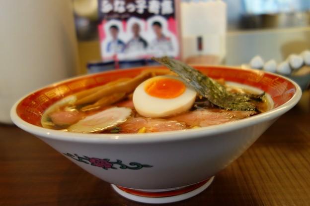 拉麺いさりび@船橋DSC09203