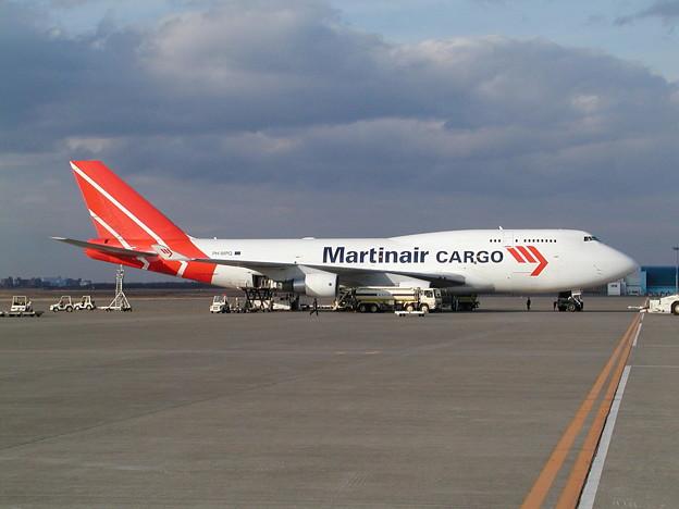 B747-412F PH-MPQ Martinair cargo CTS 2008.11