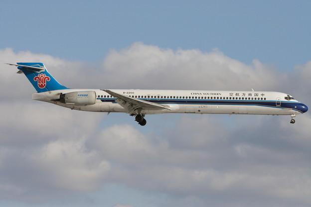 MD-90 B-2266 CSN [CZ] 2006.11