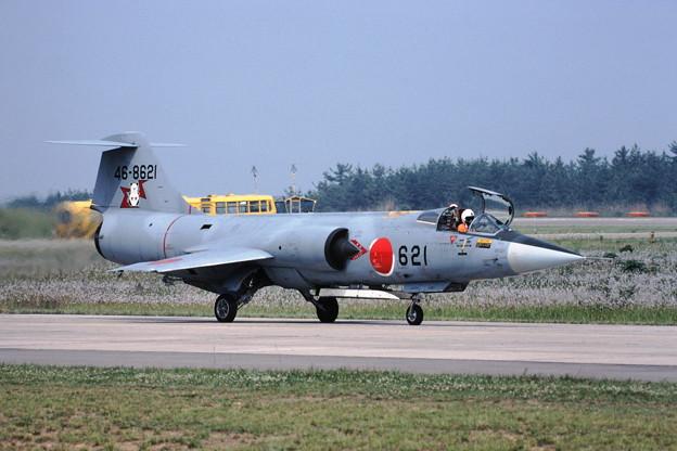 F-104J 46-8621 203sq KMQ 1982Jun