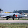 Photos: F-104J 46-8621 203sq KMQ 1982Jun