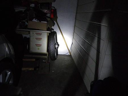 LED懐中電灯のみ