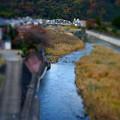 愛川大橋へ