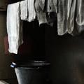 写真: 「第90回モノコン」雑巾