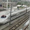 Photos: 南京~上海都市間鉄道、無錫駅にて