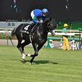 Photos: レンディルと北村宏司騎手