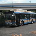 横浜市営1-3312号車(本牧車庫)