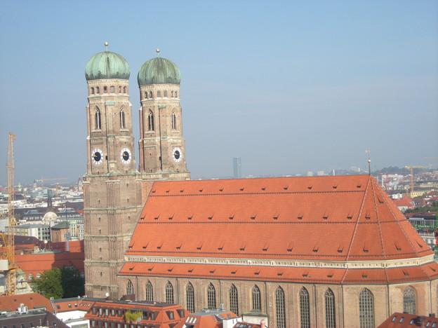 ペーター教会からのブラウエン教会