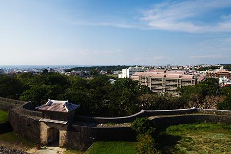 沖縄の眺め