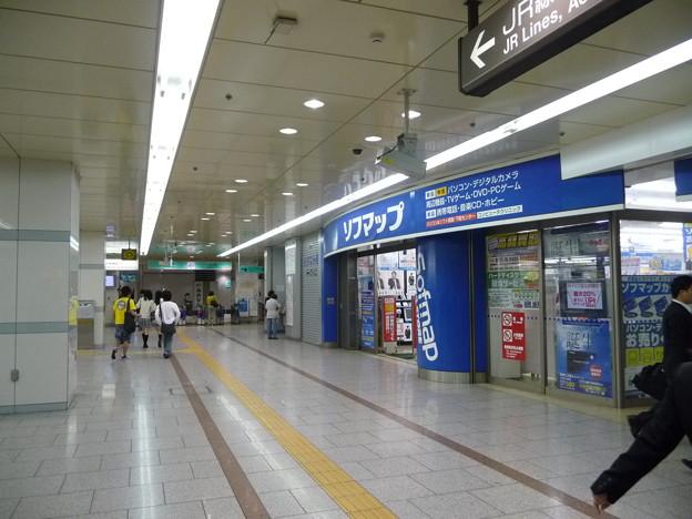 ソフマップ名駅