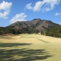 Photos: 足利カントリークラブ多幸コースの18番ホール2015.2.21