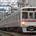 京王7000+9000系(7421F+9704F) 特急新宿行き