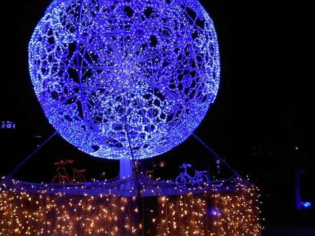 ライトアップ~玉の岩伝説~