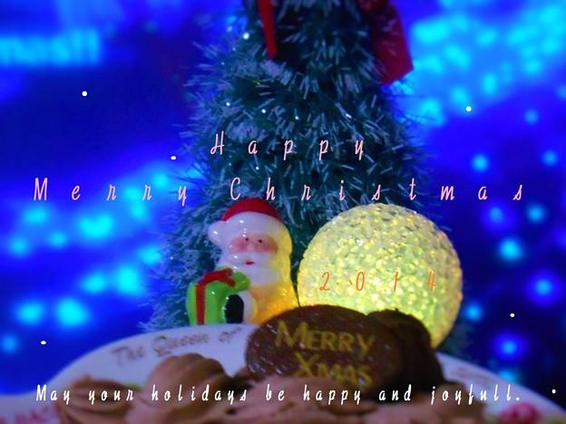 Merry X'mas 2014  (^^♪