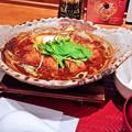 写真: 大戸屋 ( 成増 )  味噌かつ煮定食
