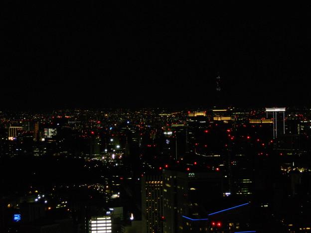 東京シティビューからの展望