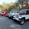 Photos: 旧車のクラブのキャンプミーティングです