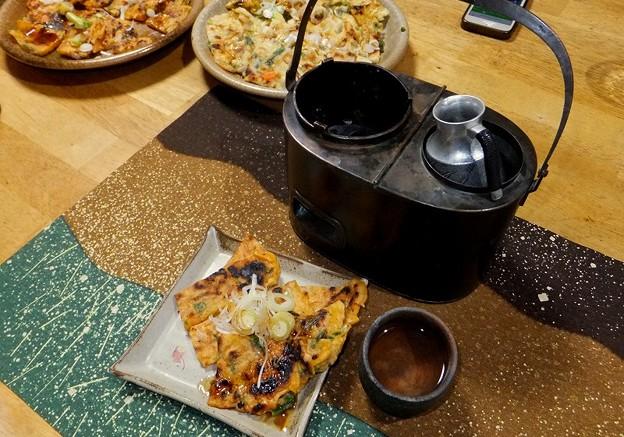 燗銅壺の使い方 お湯だけ