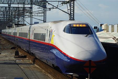 E2系N9編成 (ポケモン新幹線) 長野新幹線『あさま』532号 -その1-