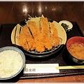 Photos: 富金豚_大わらじチキンカツ_001
