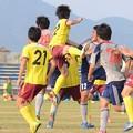 20141107 地域決勝グループC クラブ・ドラゴンズ 1-2 松江シティFC