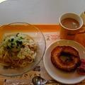 Photos: ミスター飲茶、氷冷おろし麺...