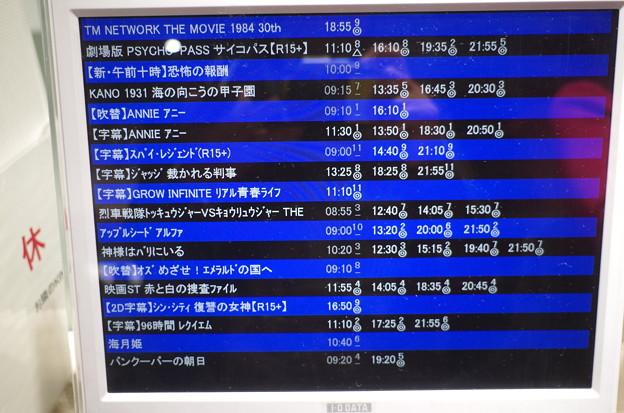 Photos: IMGP1260台湾嘉義市,映画KANO、府中町バルト11