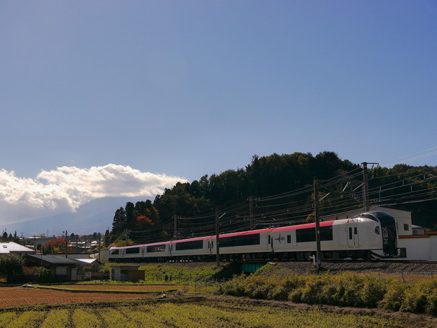 富士急行でNEX