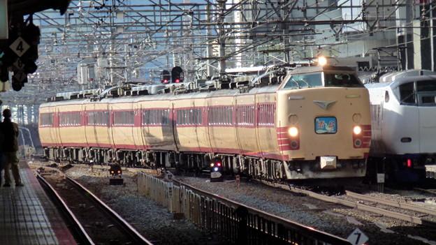 京都で撮り鉄