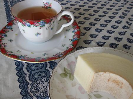 紅茶があいます