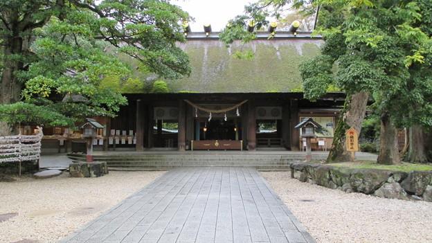 元伊勢 籠神社(京都府宮津市)