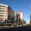 Photos: 築地4丁目交差点(中央区)