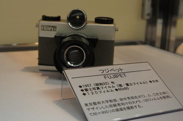 フジペット カメラ