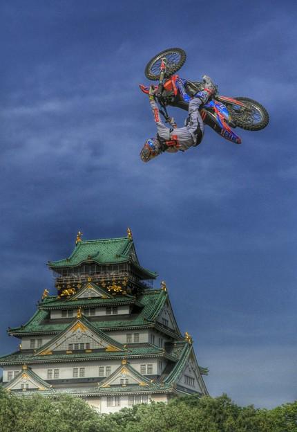 Photos: あれが大阪城だ