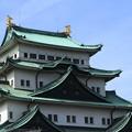 貫禄の名古屋城