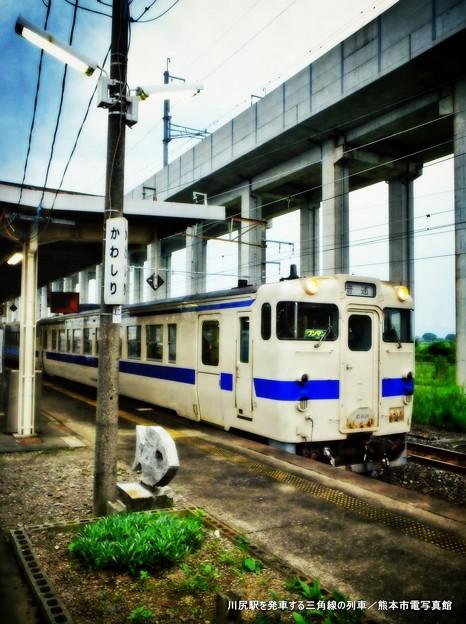 駅・列車・お魚( ˘ω˘ )