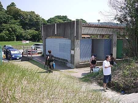 かずさみなと海水浴場